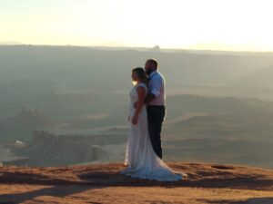 Rachel & Justin cliff 10-1-20